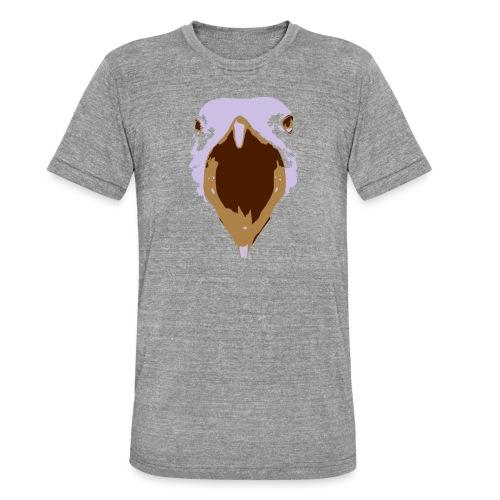 Ballybrack Seagull - Unisex Tri-Blend T-Shirt by Bella & Canvas