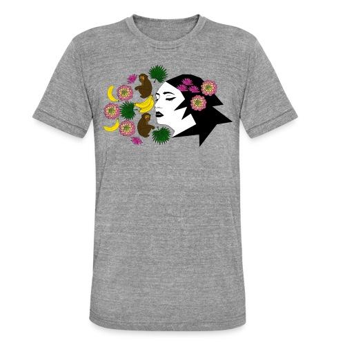 Exotic Emotion - Triblend-T-shirt unisex från Bella + Canvas