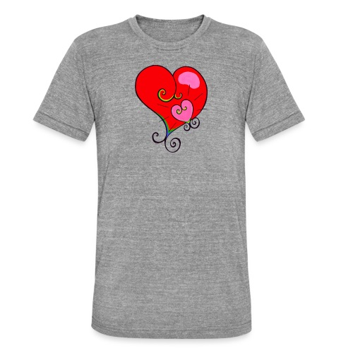 Magic Mother & Magic Child - Unisex Tri-Blend T-Shirt by Bella & Canvas
