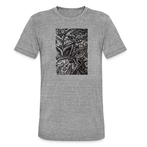 henna - Unisex Tri-Blend T-Shirt by Bella & Canvas