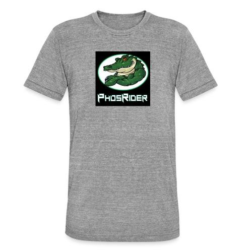 PhosRider - T-shirt chiné Bella + Canvas Unisexe