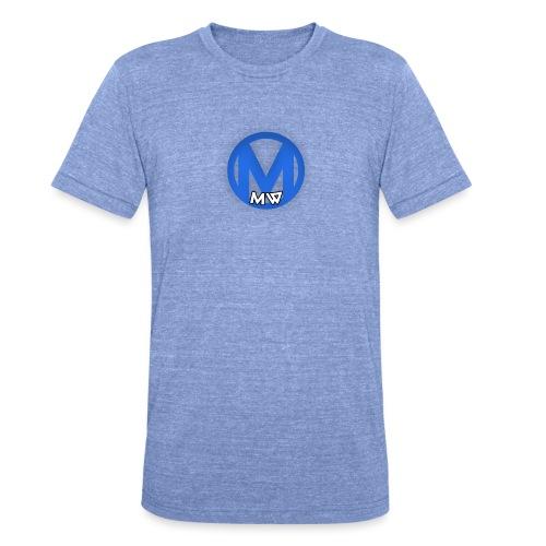 MWVIDEOS KLEDING - Unisex tri-blend T-shirt van Bella + Canvas