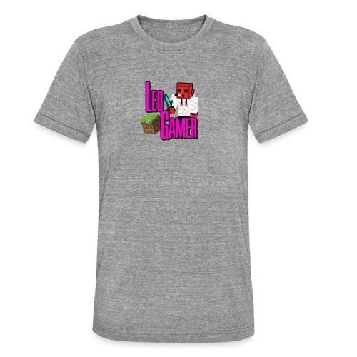 LeoGamer Minecraft - Unisex Tri-Blend T-Shirt by Bella & Canvas