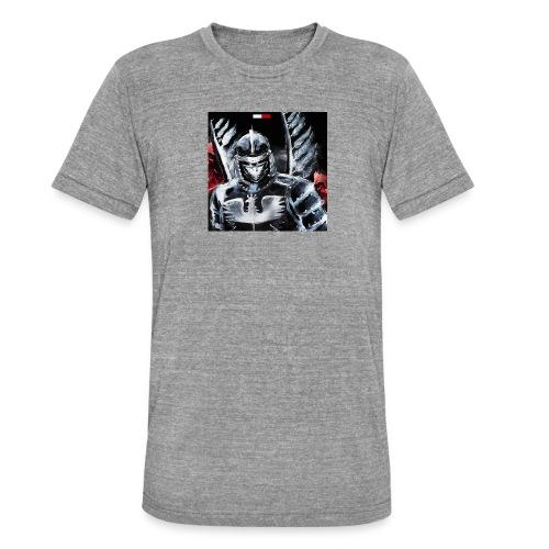 koszulka patriotyczna husaria - Koszulka Bella + Canvas triblend – typu unisex