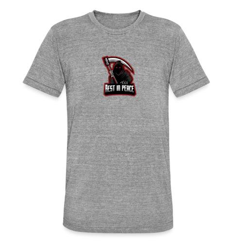 RIP - Unisex Tri-Blend T-Shirt von Bella + Canvas