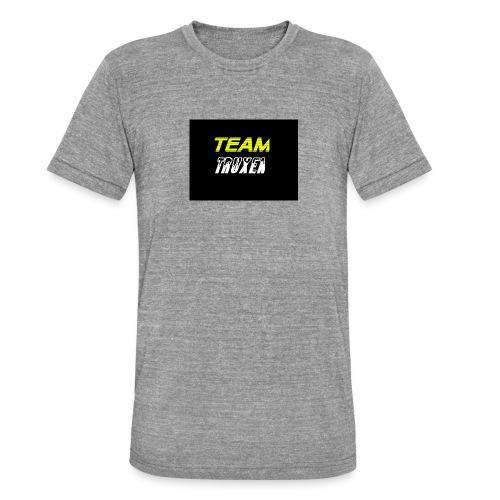 Truxenmerch - Triblend-T-shirt unisex från Bella + Canvas