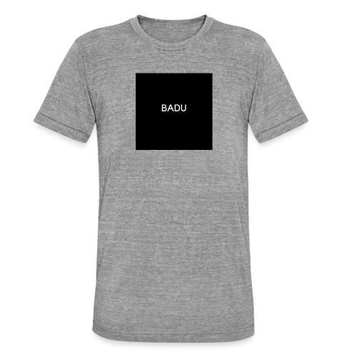 BADU - Maglietta unisex tri-blend di Bella + Canvas