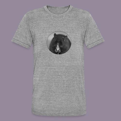 Rennmaus Ylvie - Unisex Tri-Blend T-Shirt von Bella + Canvas