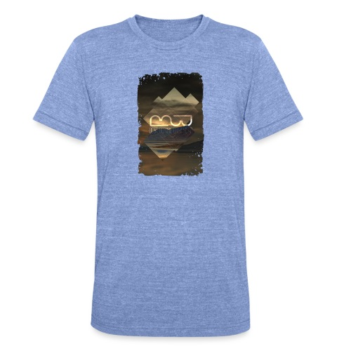 Men's shirt Album Art - Unisex Tri-Blend T-Shirt by Bella & Canvas