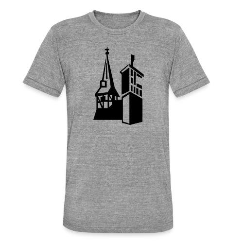 Kirchengemeinde Kirchdorf - Unisex Tri-Blend T-Shirt von Bella + Canvas