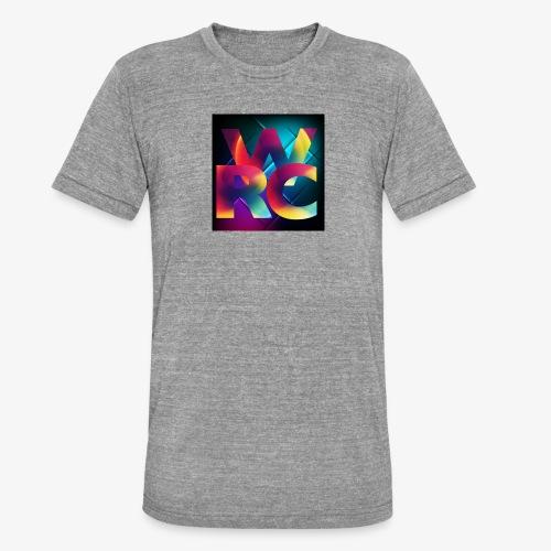 WeaRCore - T-shirt chiné Bella + Canvas Unisexe