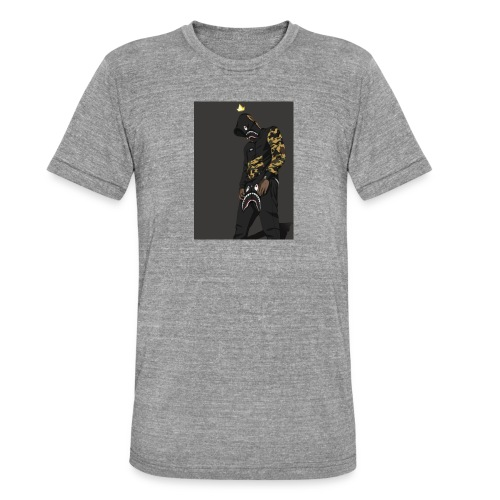 Swag - Unisex Tri-Blend T-Shirt by Bella & Canvas