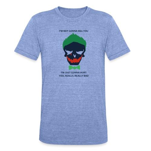 Joker - T-shirt chiné Bella + Canvas Unisexe