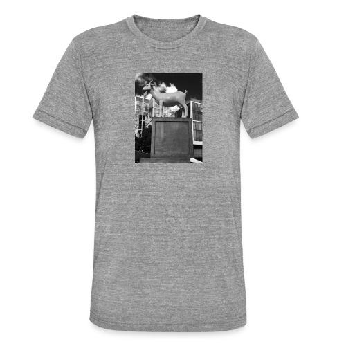 Ged tee - Unisex tri-blend T-shirt fra Bella + Canvas