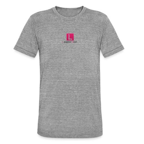 laughterdown official - Unisex Tri-Blend T-Shirt by Bella & Canvas