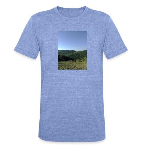 Panorama - Maglietta unisex tri-blend di Bella + Canvas