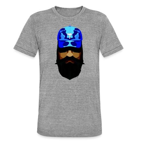 T-shirt gorra dadhat y boso estilo fresco - Camiseta Tri-Blend unisex de Bella + Canvas