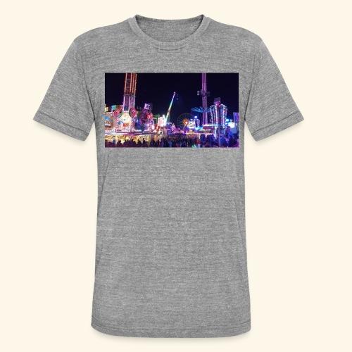 Hollidays - T-shirt chiné Bella + Canvas Unisexe