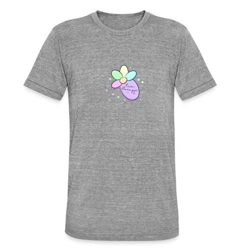 🌸 - Unisex tri-blend T-shirt van Bella + Canvas