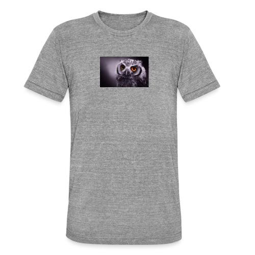 Pöllö - Bella + Canvasin unisex Tri-Blend t-paita.