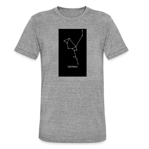 SAGITTARIUS EDIT - Unisex Tri-Blend T-Shirt by Bella & Canvas
