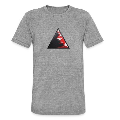 Climb high as a mountains to achieve high - Unisex Tri-Blend T-Shirt by Bella & Canvas