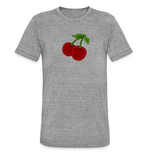 cherry - Koszulka Bella + Canvas triblend – typu unisex