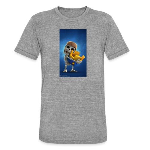 TheClashGamer t-shirt - Unisex Tri-Blend T-Shirt von Bella + Canvas