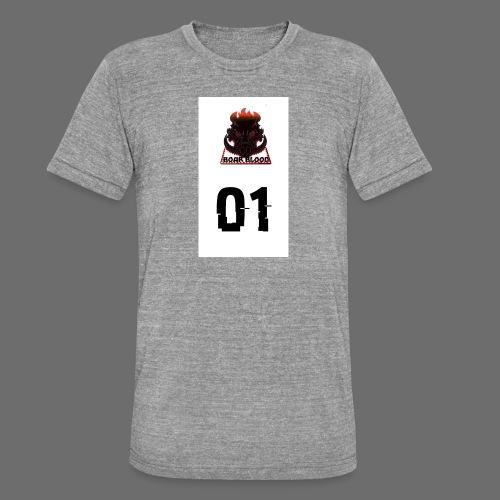 Boar blood 01 - Koszulka Bella + Canvas triblend – typu unisex