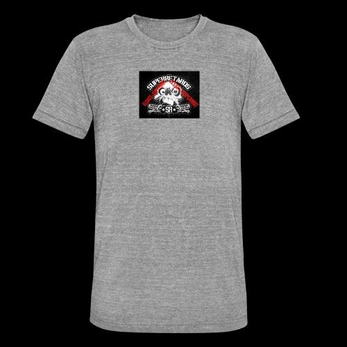 elsace-supermot - T-shirt chiné Bella + Canvas Unisexe