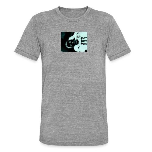 Mikkel sejerup Hansen T-shirt - Unisex tri-blend T-shirt fra Bella + Canvas