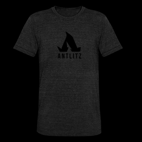 Antlitz - Unisex Tri-Blend T-Shirt von Bella + Canvas
