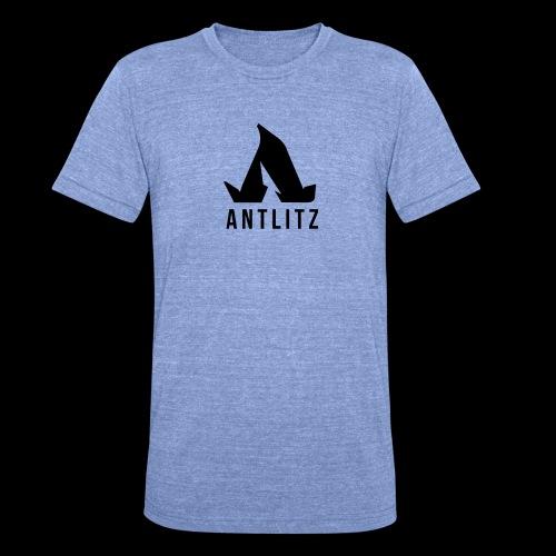 Antlitz - Unisex Tri-Blend T-Shirt von Bella + Canvas