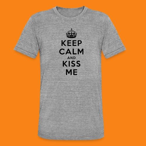oQoqjsEr6Hp6_diseno - Camiseta Tri-Blend unisex de Bella + Canvas