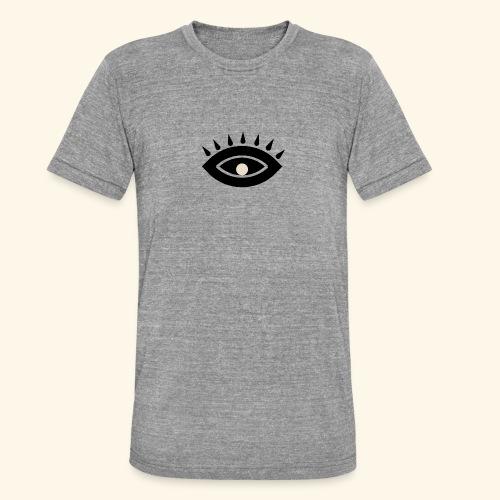 third eye - Triblend-T-shirt unisex från Bella + Canvas