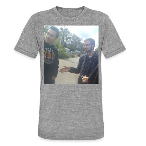 jpg - Unisex Tri-Blend T-Shirt by Bella & Canvas