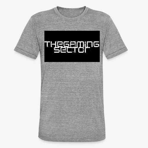 TheGamingSector Merchandise - Unisex Tri-Blend T-Shirt by Bella & Canvas