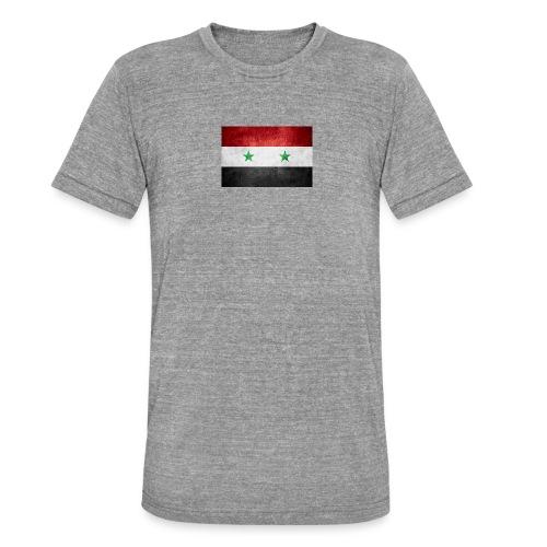Syrien - Unisex Tri-Blend T-Shirt von Bella + Canvas