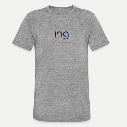 ing Original's - Unisex Tri-Blend T-Shirt by Bella & Canvas