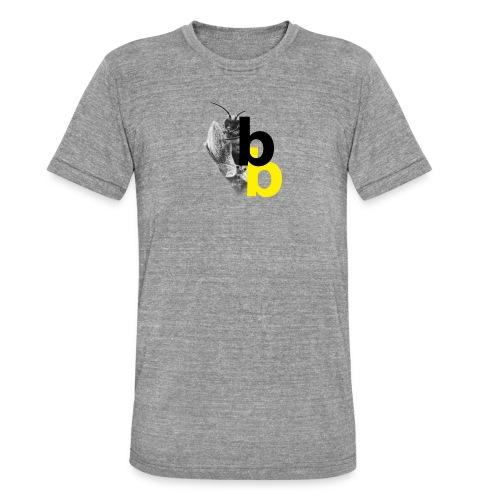 betterbee Logo - Unisex Tri-Blend T-Shirt von Bella + Canvas