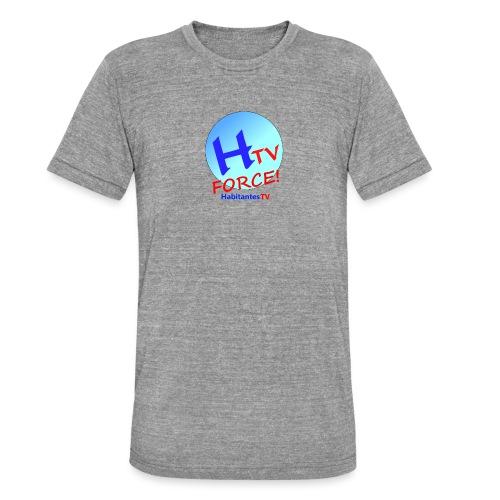 LOGO1.png - Camiseta Tri-Blend unisex de Bella + Canvas