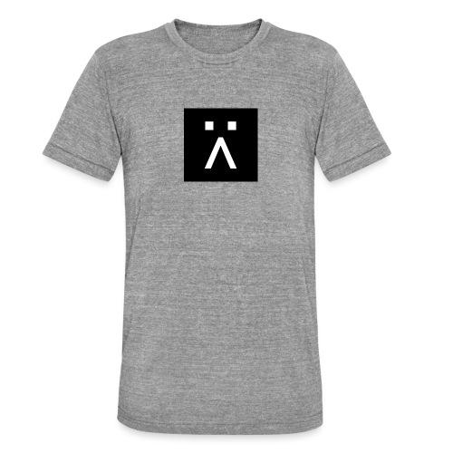 G-Button - Unisex Tri-Blend T-Shirt by Bella & Canvas