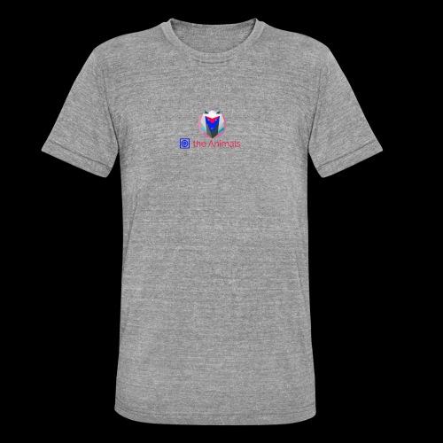 Safe the Animals Kollektion - Unisex Tri-Blend T-Shirt by Bella & Canvas