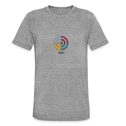 BA9A9432 5397 4E56 9185 E77A55B5BA8F - Camiseta Tri-Blend unisex de Bella + Canvas