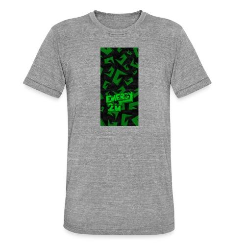 hoesje - Unisex tri-blend T-shirt van Bella + Canvas