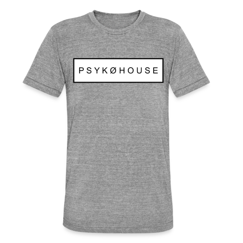 PSYKO HOUSE - Unisex Tri-Blend T-Shirt by Bella & Canvas