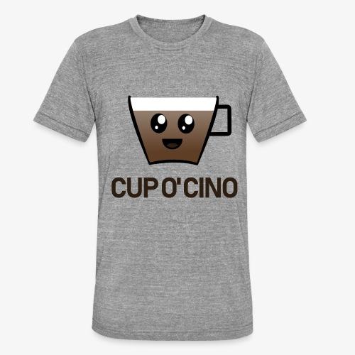 Kopje Cino - Unisex tri-blend T-shirt van Bella + Canvas