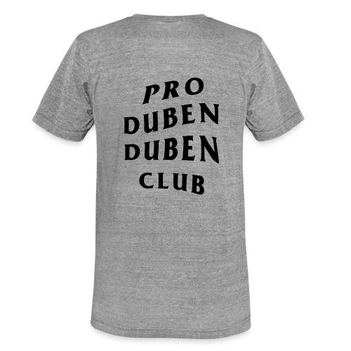 Pro Duben Duben Club S1 - Unisex Tri-Blend T-Shirt von Bella + Canvas
