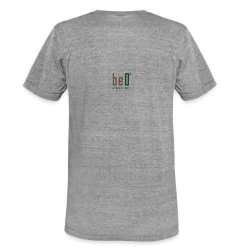 be0 tshirt - Maglietta unisex tri-blend di Bella + Canvas