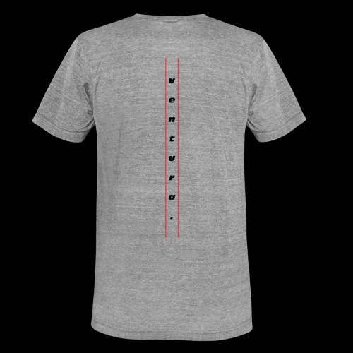 Ventura Back Logo - Unisex tri-blend T-shirt van Bella + Canvas